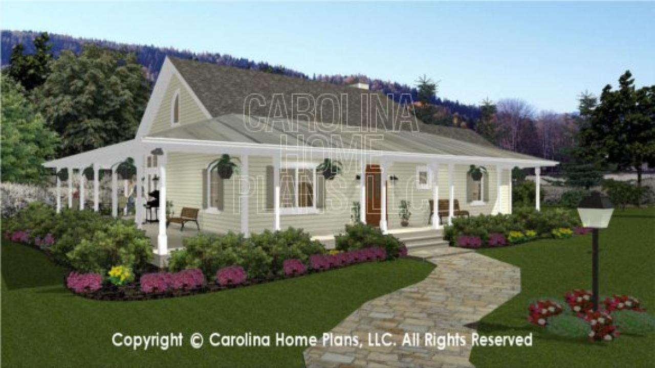Tiny Home Designs: Small Country Cottage House Plans Small Rustic Cottages
