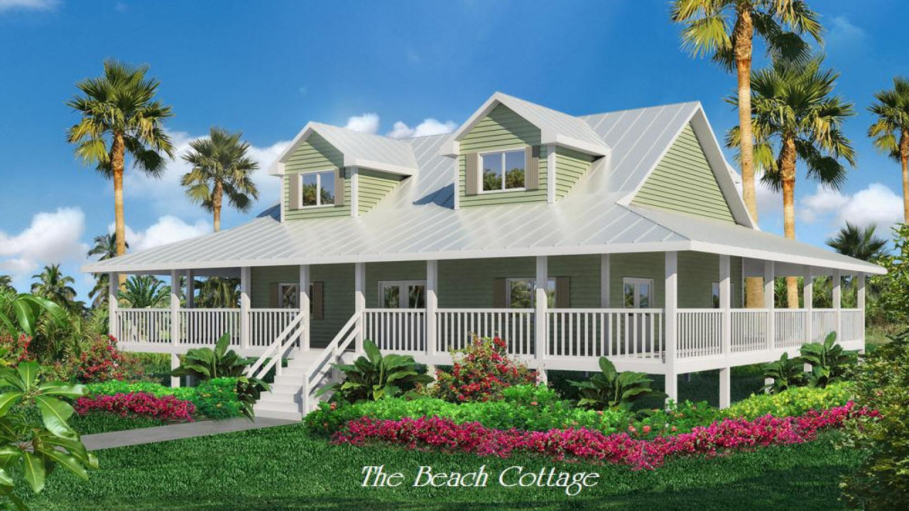 Beach cottage style house plans beach cottage magazine for Beach house style