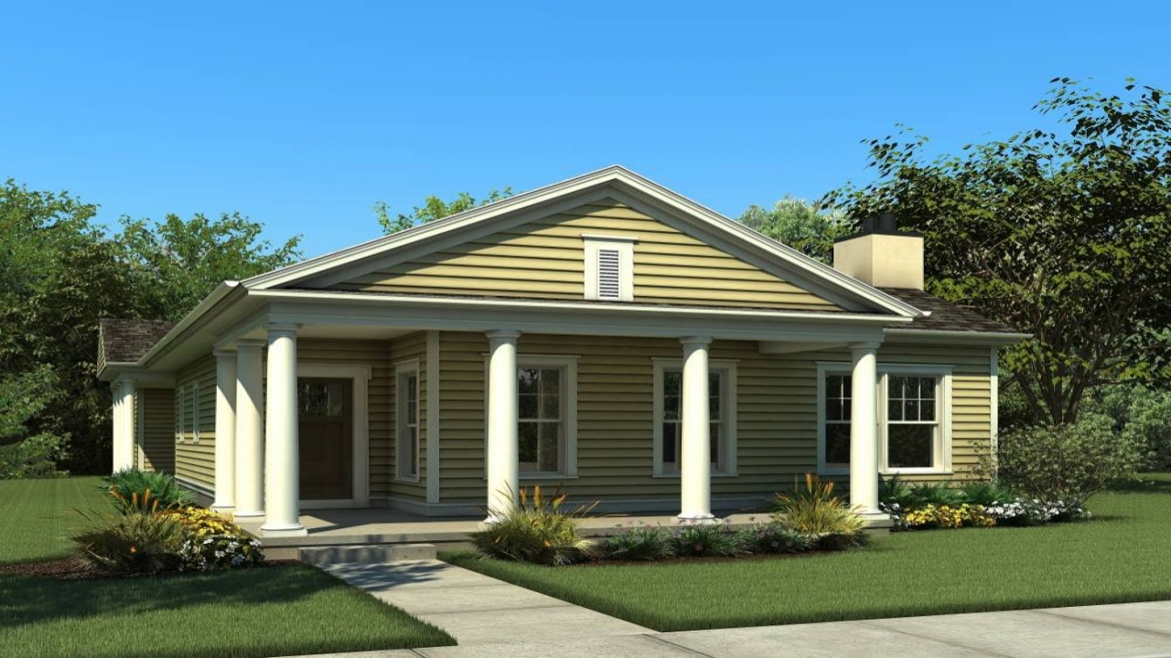 Colonial home designs classic colonial home plans new for Classic colonial home plans