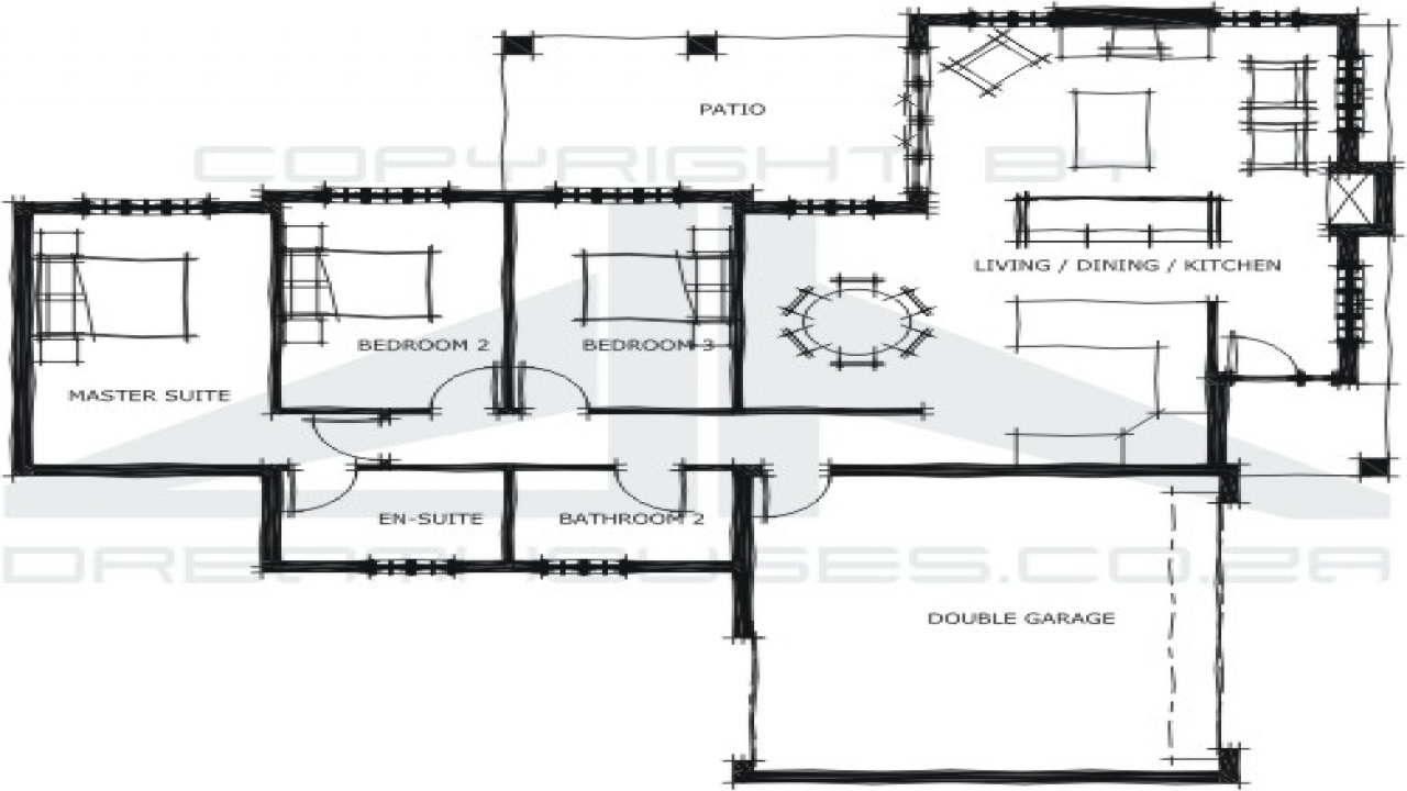 Cheap to build duplex plans home mansion for Cheap floor plans build