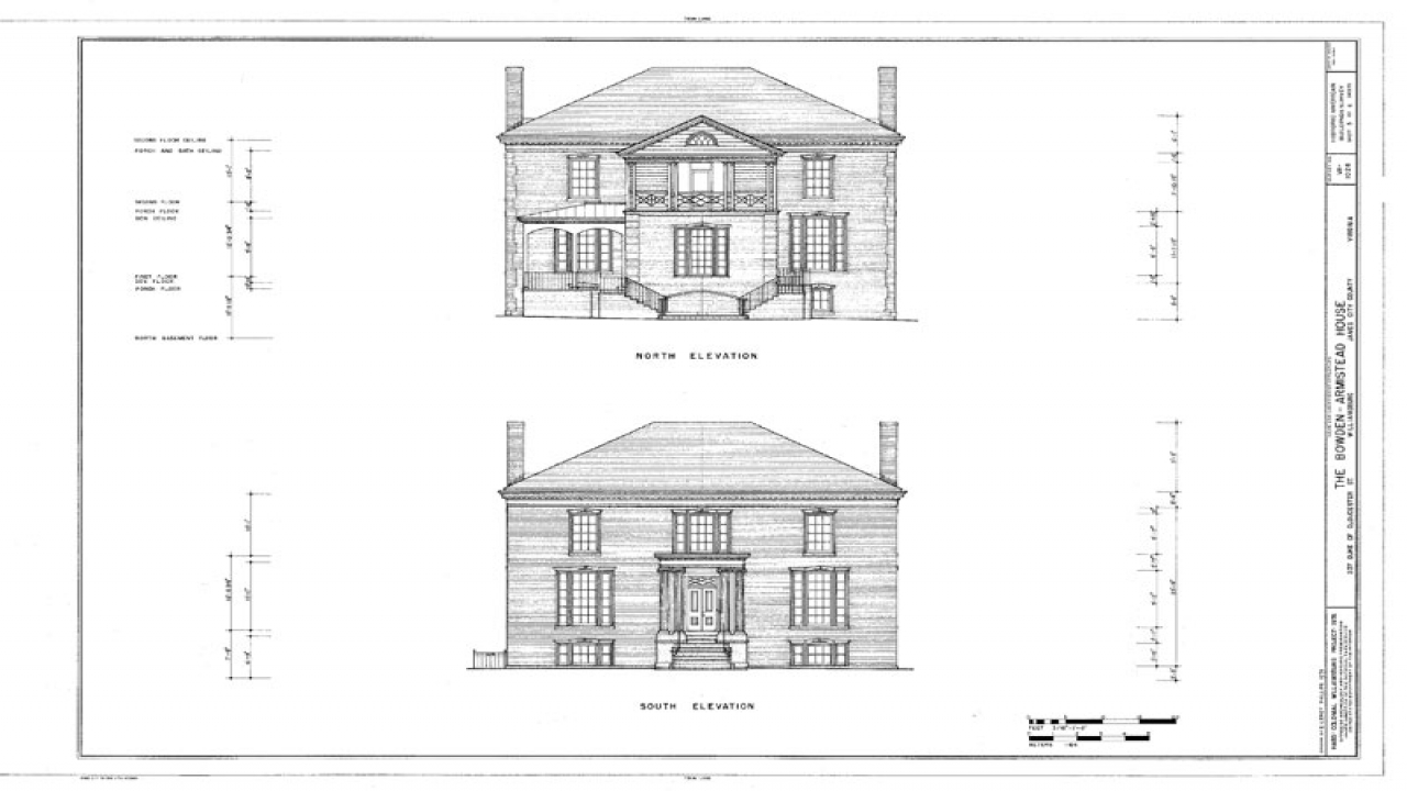 Historic colonial house plans authentic colonial house for Colonial floor plans