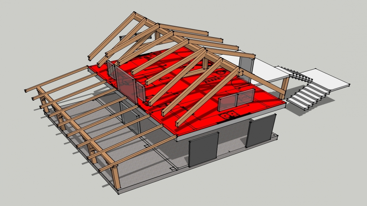 Timber frame house floor plans timber frame house plans for A frame house plans with garage