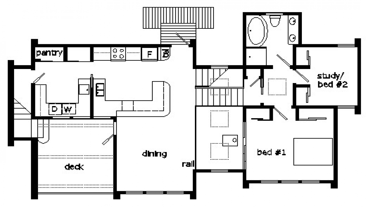 Best Rambler Floor Plans Slab House Floor Plans