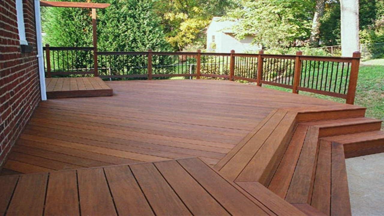 Pressure Treated Wood For Deck Stain Colors Pressure