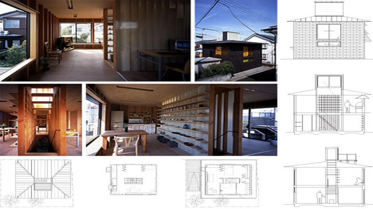 Tiny house floor plans 2 bedroom very tiny houses floor for Very small house design