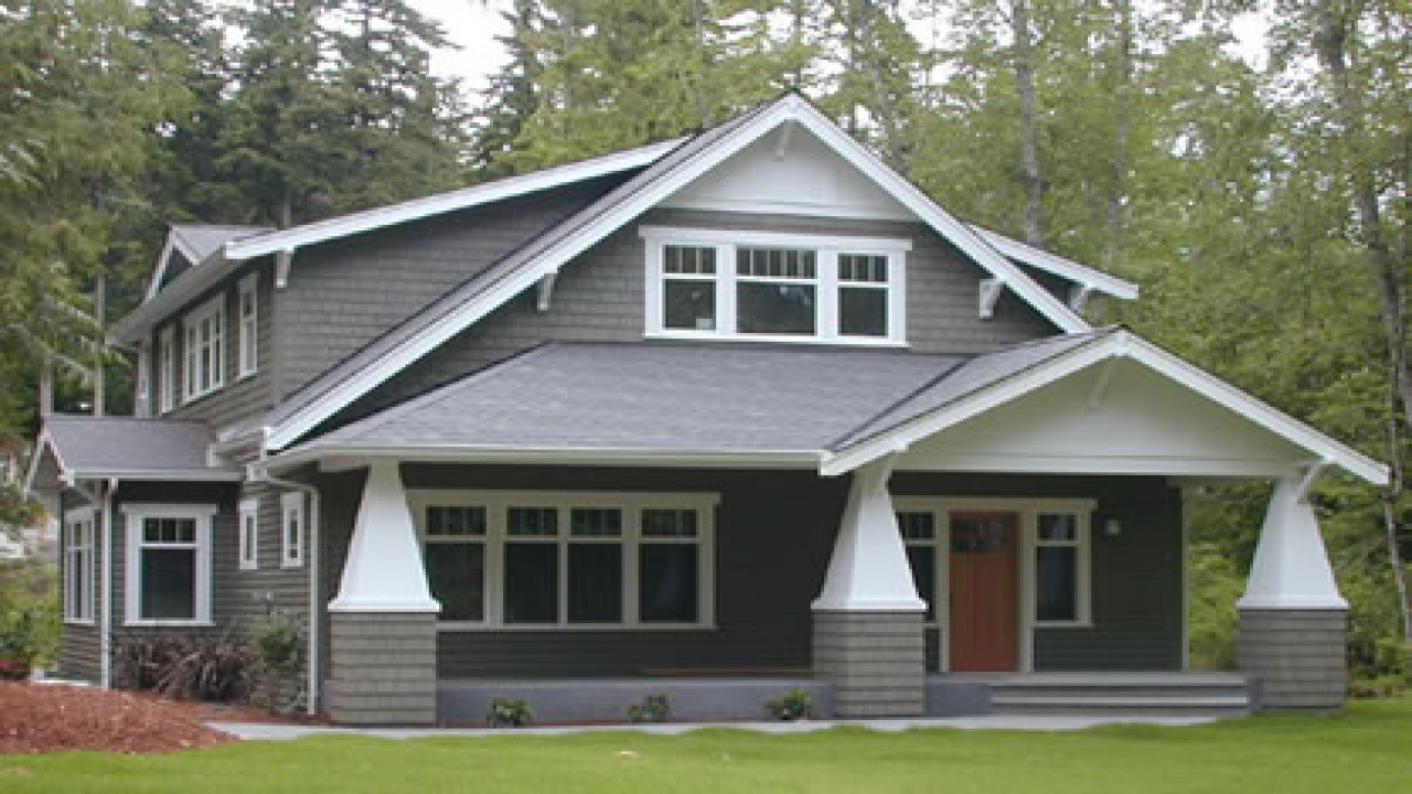 Craftsman style house floor plans craftsman style house for Craftsman style homes open floor plans