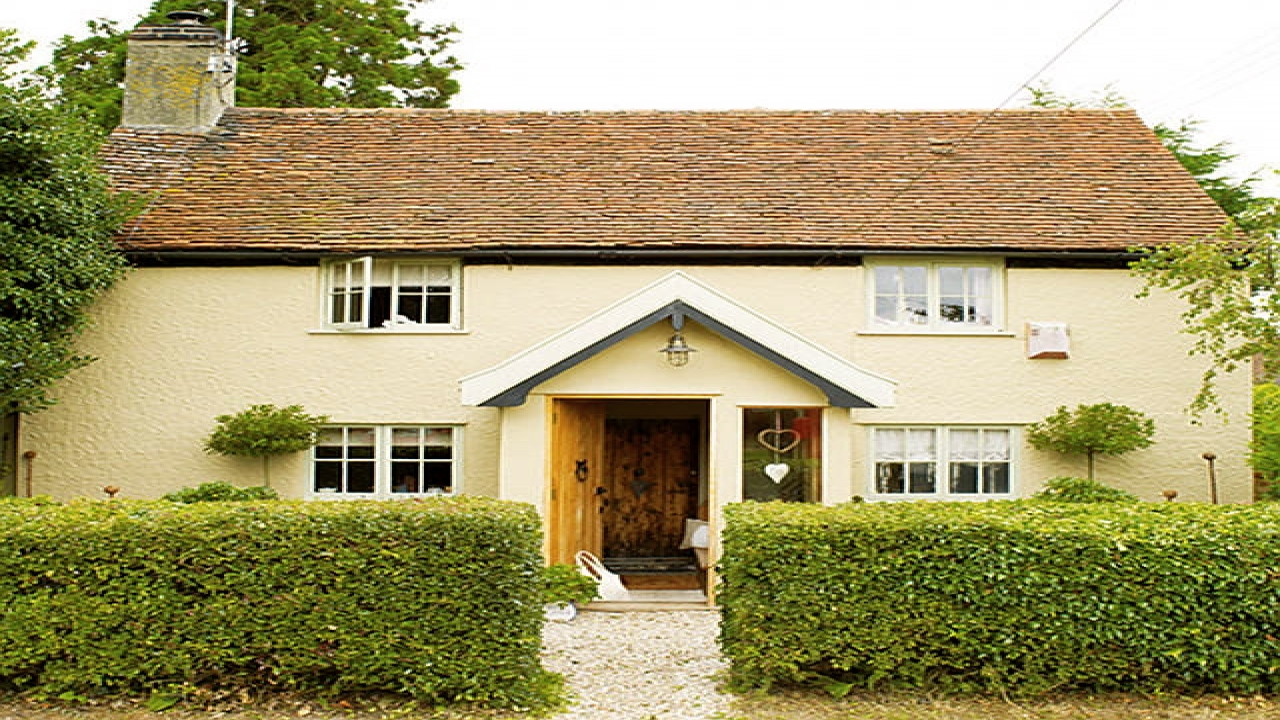 English Country Cottage House Plans English Country