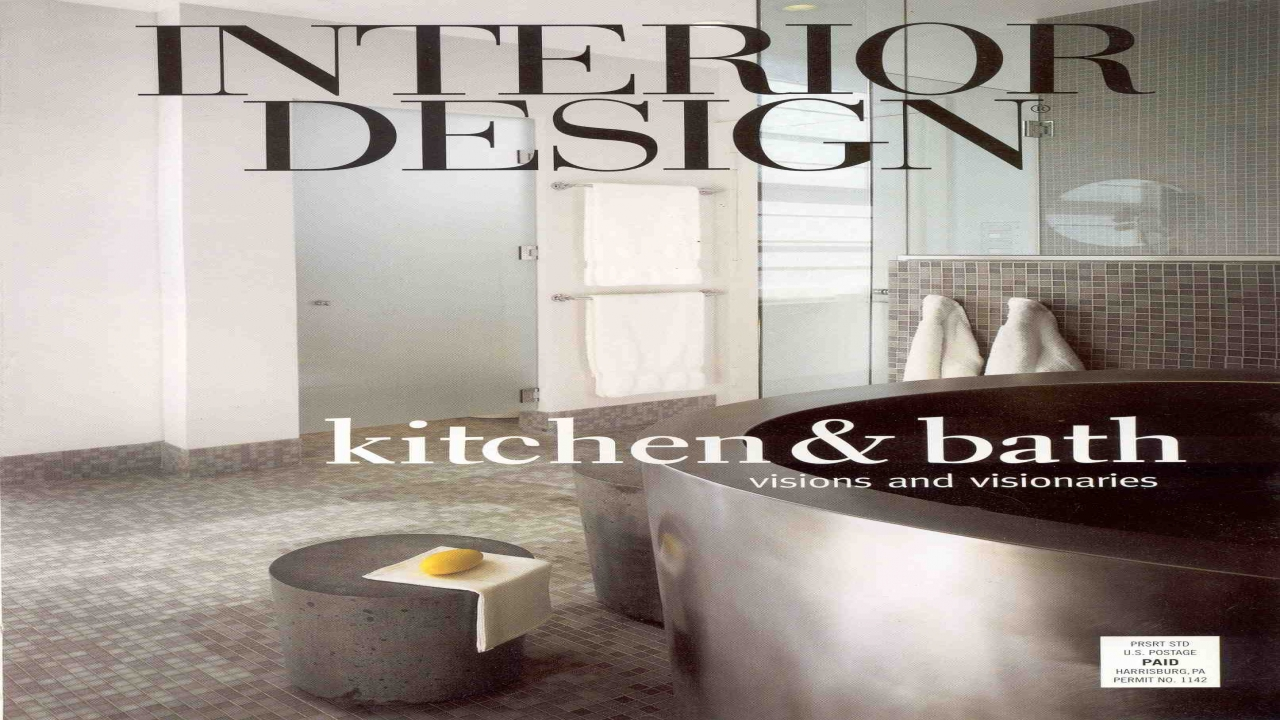 Best interior design magazines interior design for Modern interior design magazines