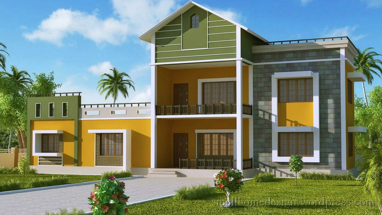 Exterior paint colors for small homes home design exterior for House exterior colour planner