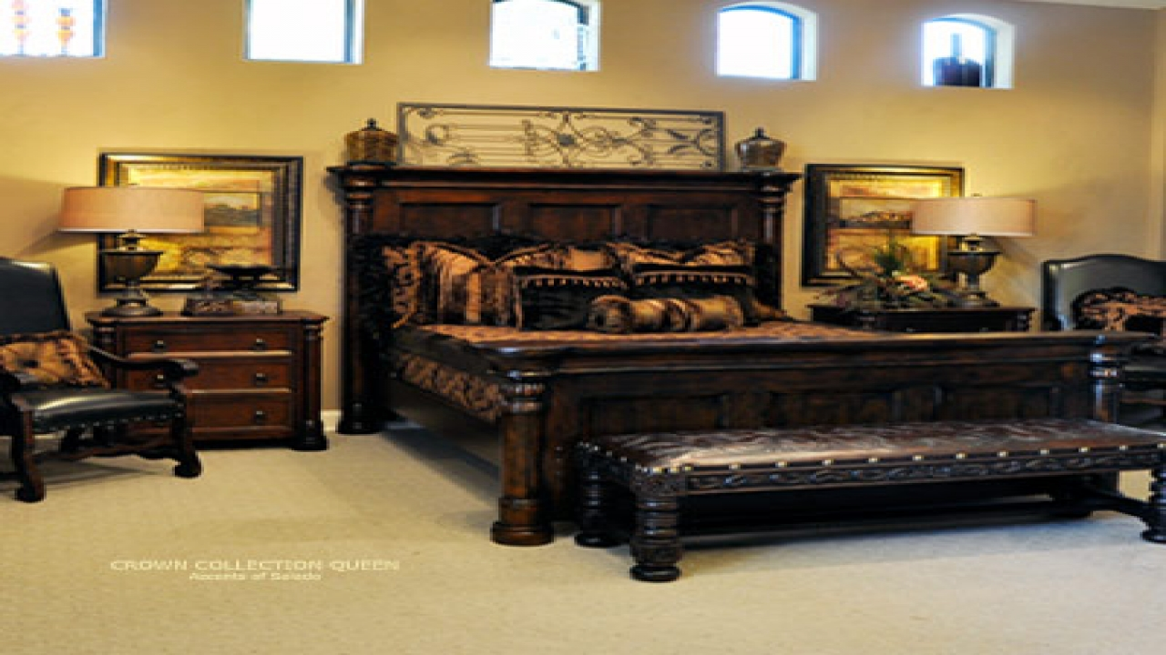 Tuscan Style Bedroom Furniture Mediterranean Style Bedroom