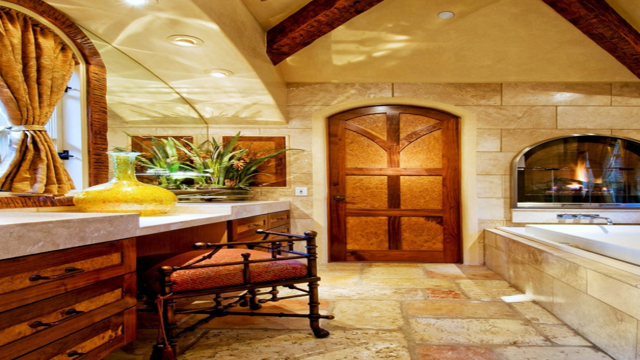 Old World Bathroom Design Ideas: Old World Bathroom Design Ideas Tuscan Bathroom Design