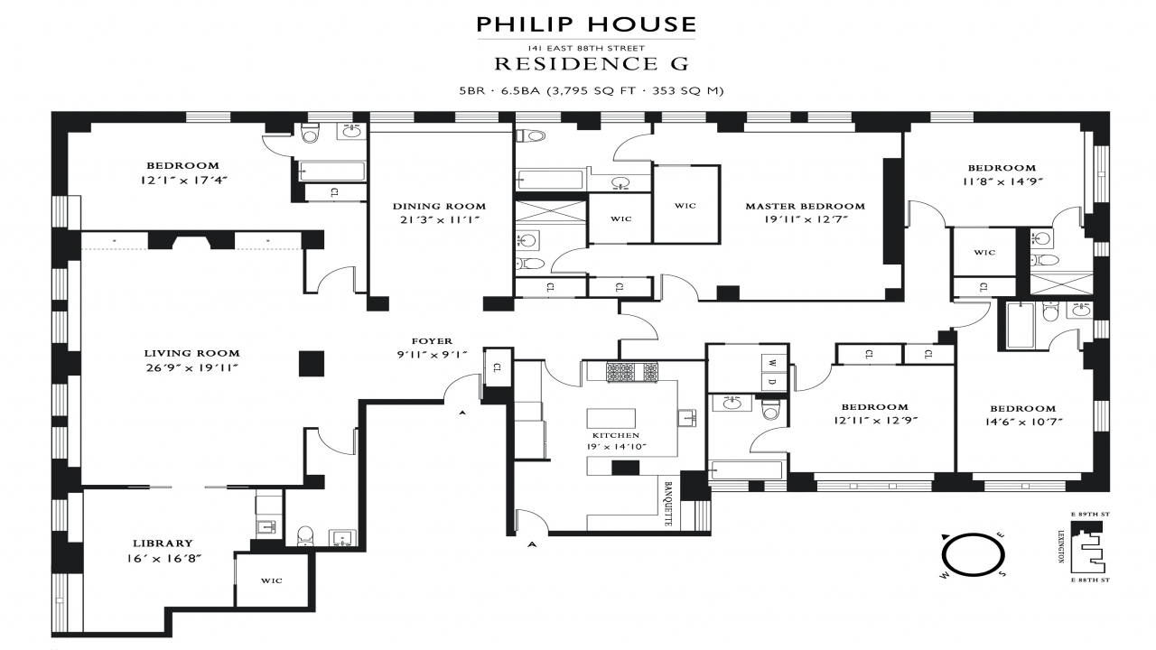 House floor plans with measurements houses with virtual for Virtual home plans