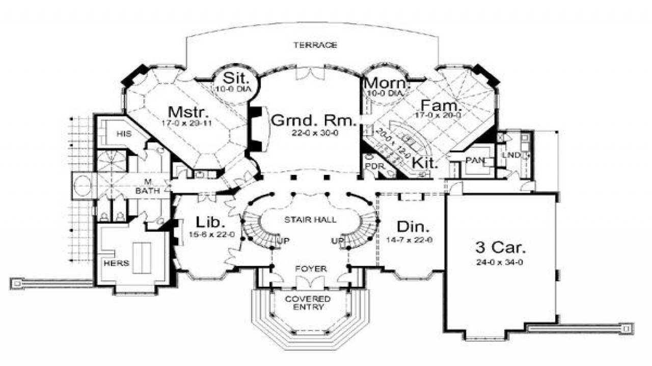 Inside french house chateau french chateau house floor for French chateau floor plans