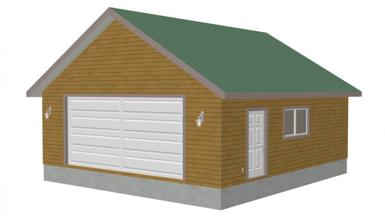 Garage Plans With Loft Detached Garage Plans Detached