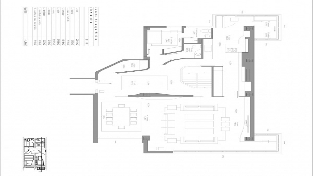 Apartment building floor plan designs 4 bedroom apartment for Four bedroom flat floor plan