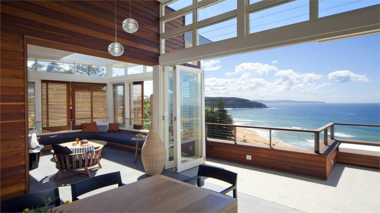 Beautiful beach house interiors the most beautiful houses - Modern beach house interiors ...