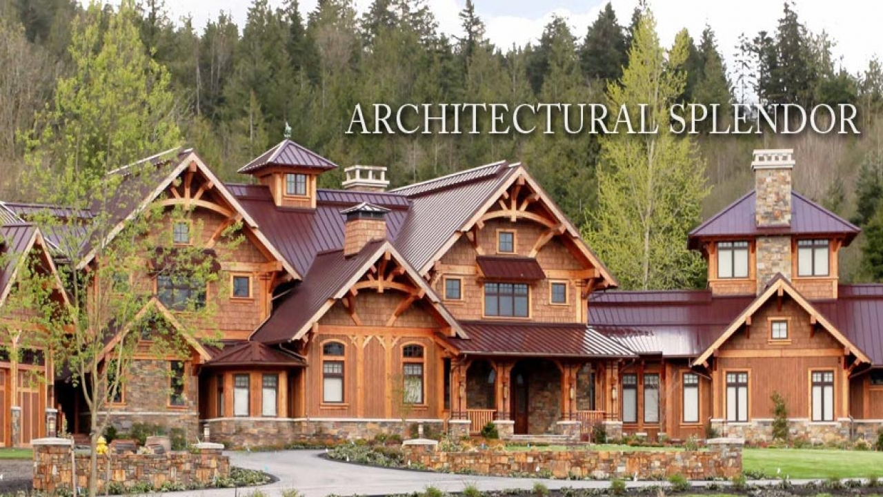Open floor plans timber frame luxury timber frame homes for Timber frame ranch home plans