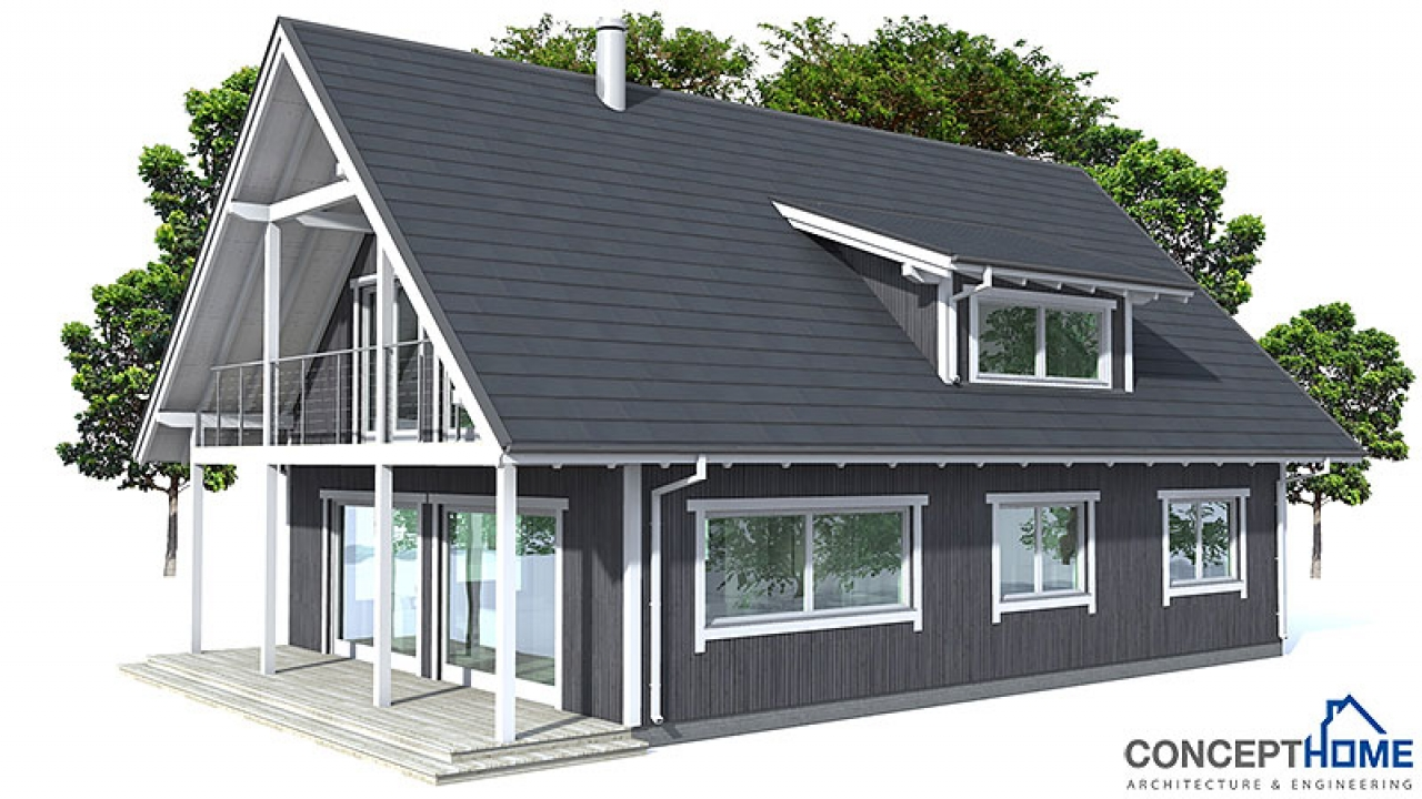 Building a tiny house affordable to build small house plan for Small easy to build cabin plans