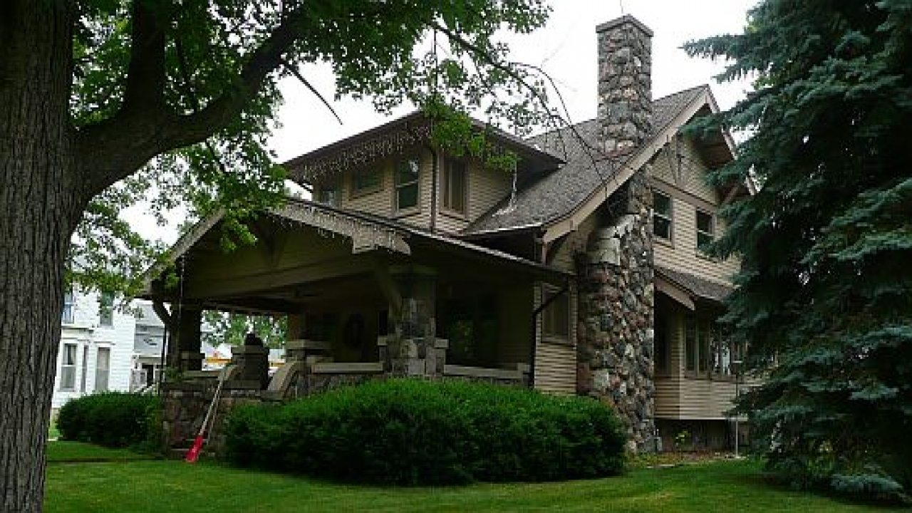 Ranch Craftsman Style House Plans