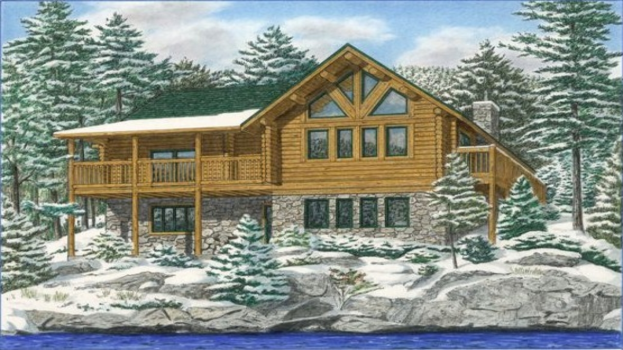 2 bedroom log cabin homes kits log cabin homes 3 bedroom for Two room log cabin