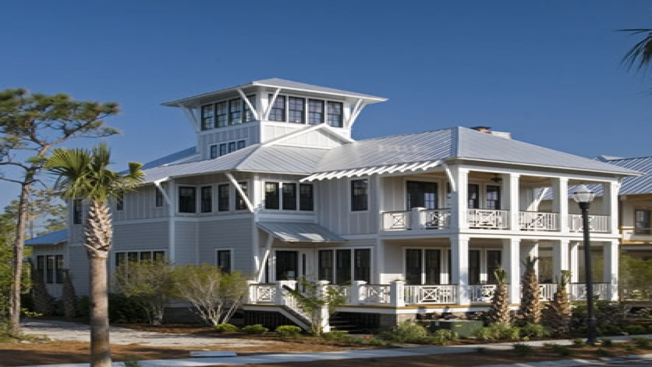 Coastal Cottage House Plans Beach Plans Florida Treesranchcom