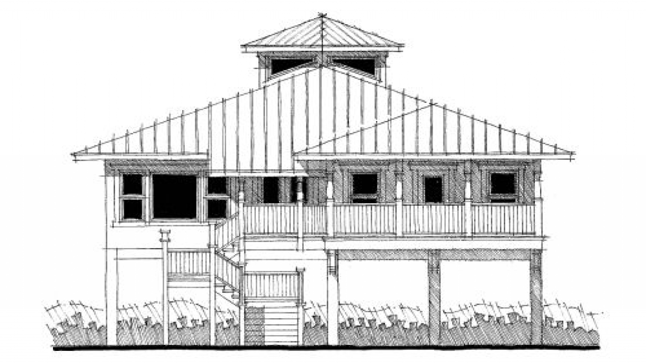 Old florida style house plans old florida style decorating for Old florida style house plans