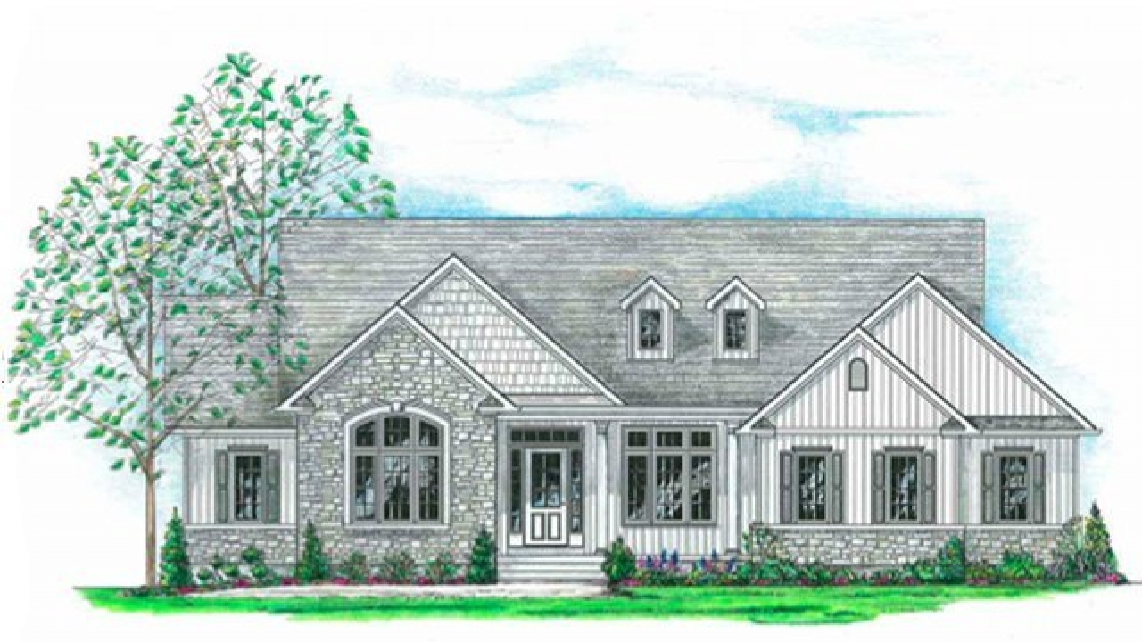 Raised bungalow house plans contemporary house plans for Raised cottage house plans