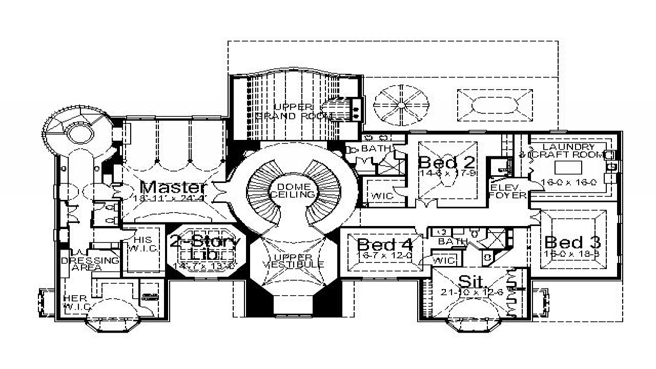 Castle house floor plans medieval castle home plans house for Medieval home plans