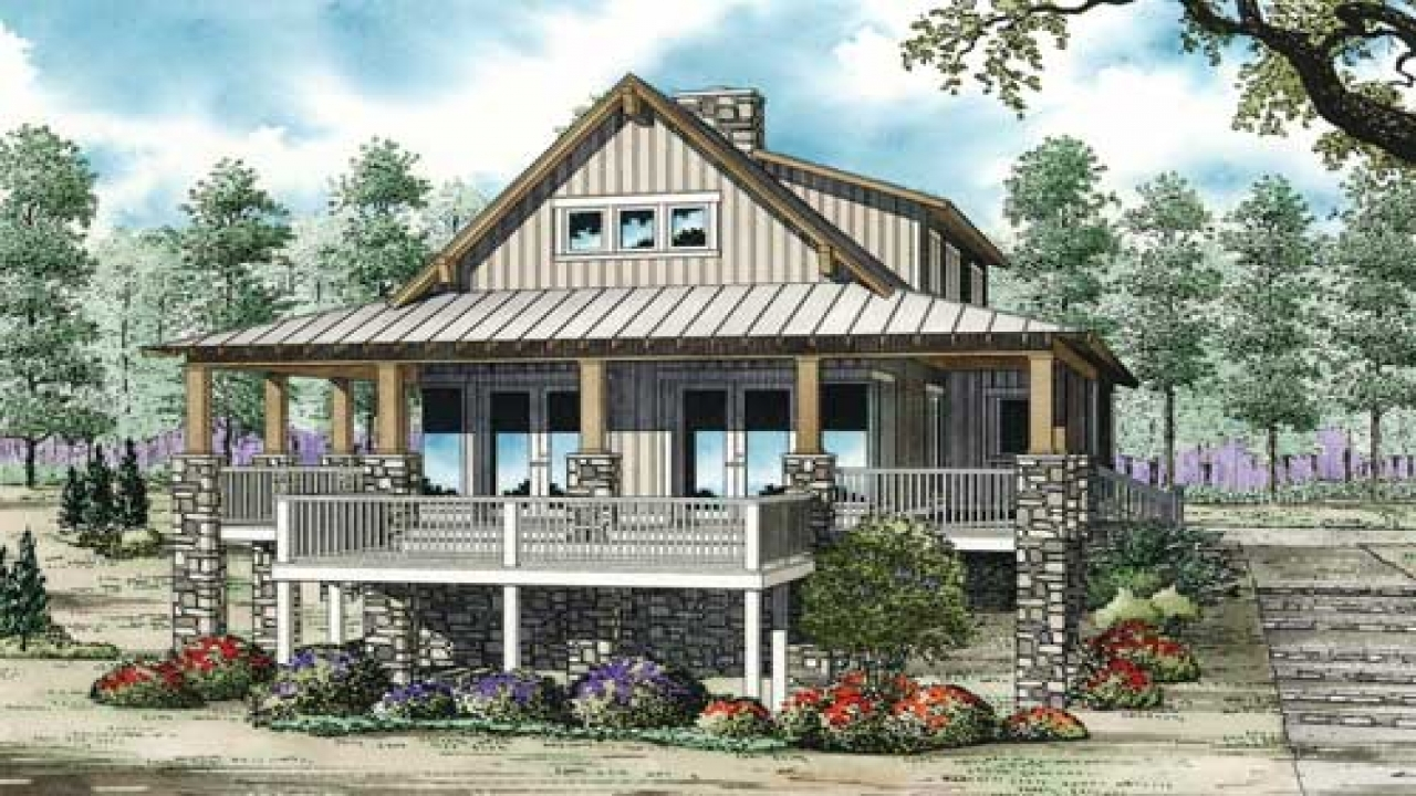 River House Plans With Porches River House Plans With