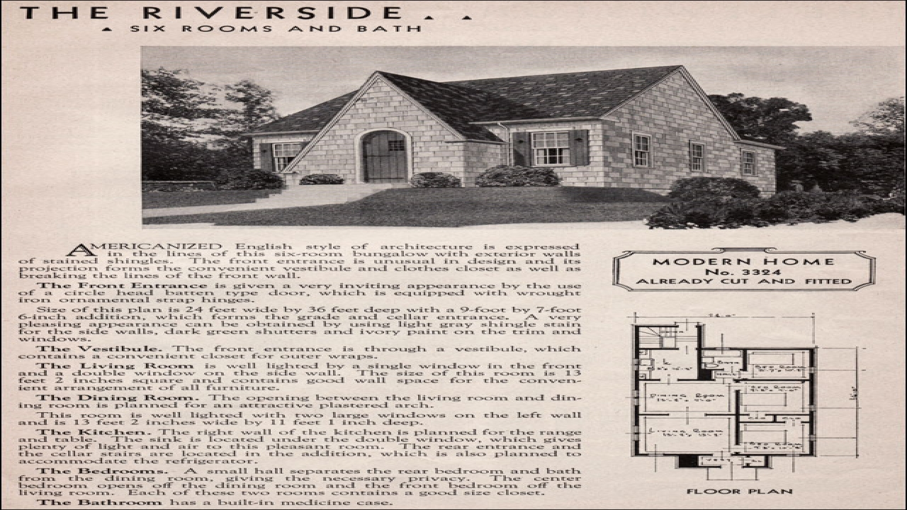 1900 sears homes and plans 1930s sears house plans 1930 for 1930s house plans