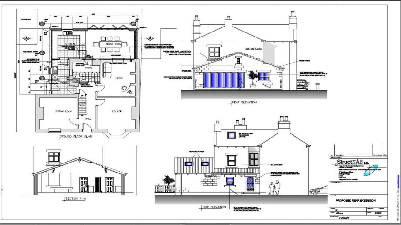 house extension plans examples house blueprints examples