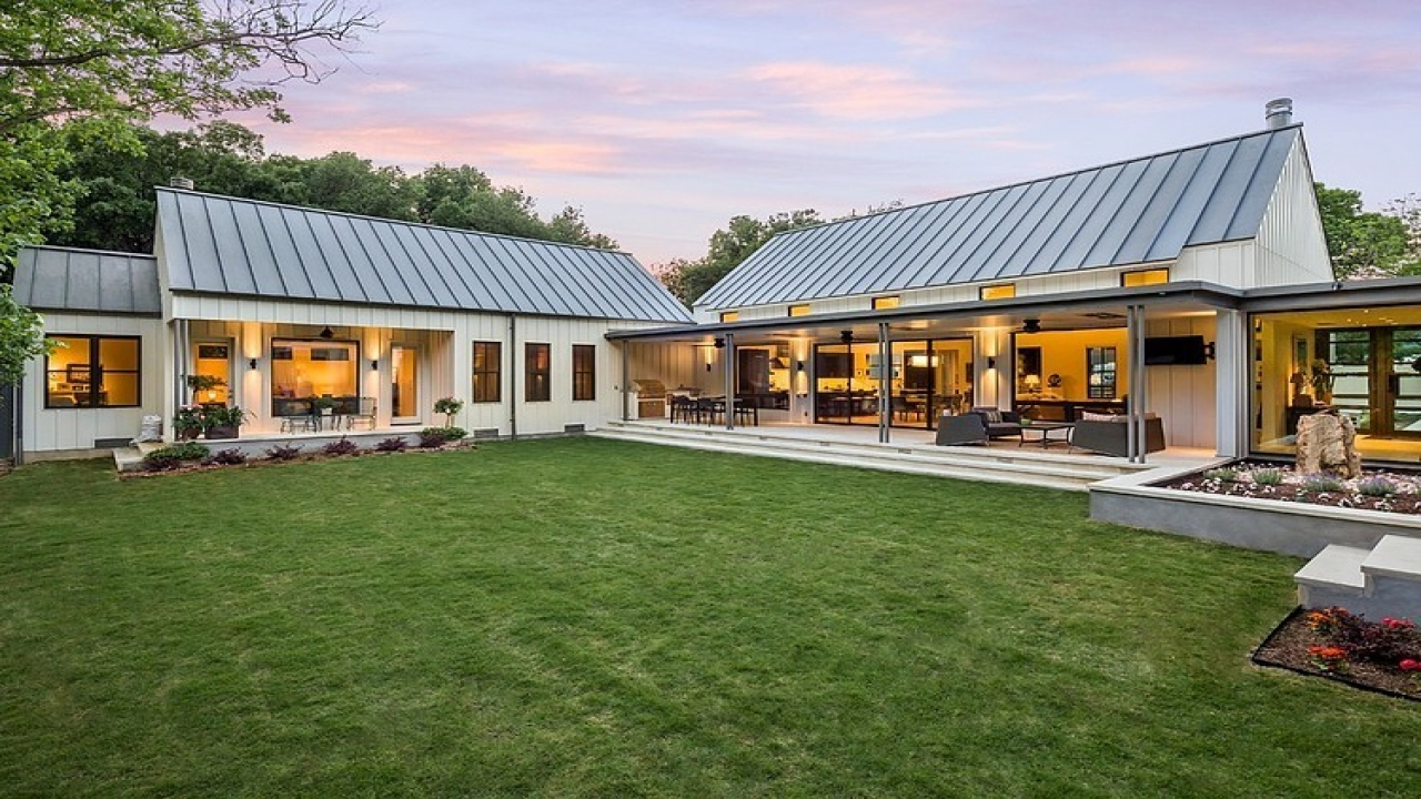 Modern Farmhouse Metal Roof French Farmhouse Metal Roof