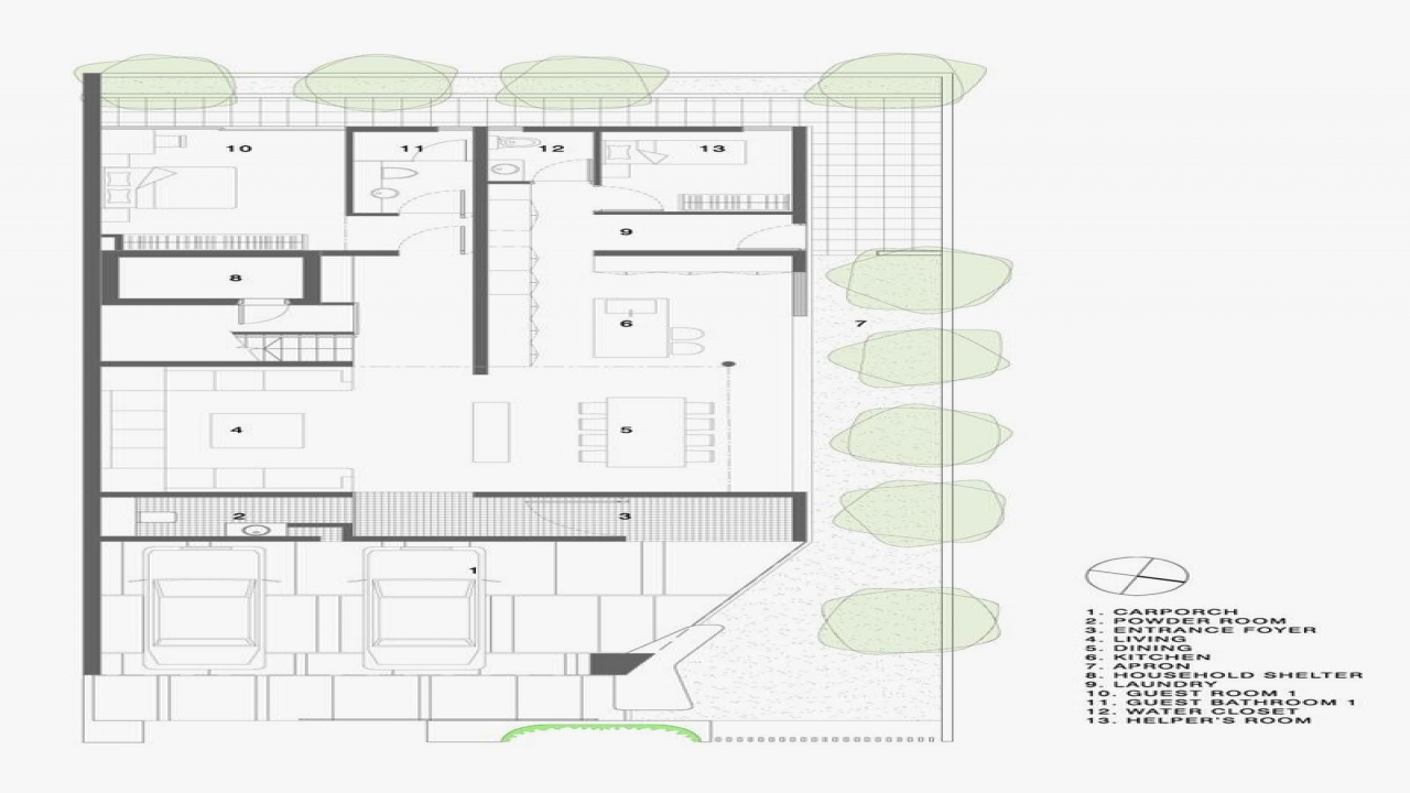Minimalist house floor plans modern minimalist house plans for Minimalist ranch house