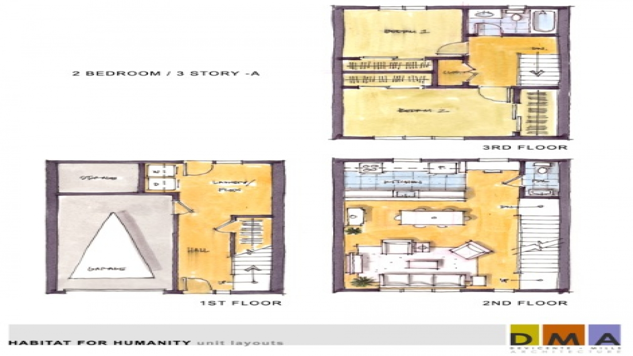 5 unit apartment building plans 8 unit apartment building for Apartment building plans 2 units