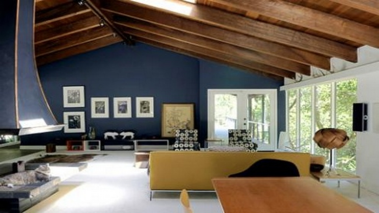 Modern ceiling design modern ceiling wood home interiors modern country homes designs - House interior ceiling design ...