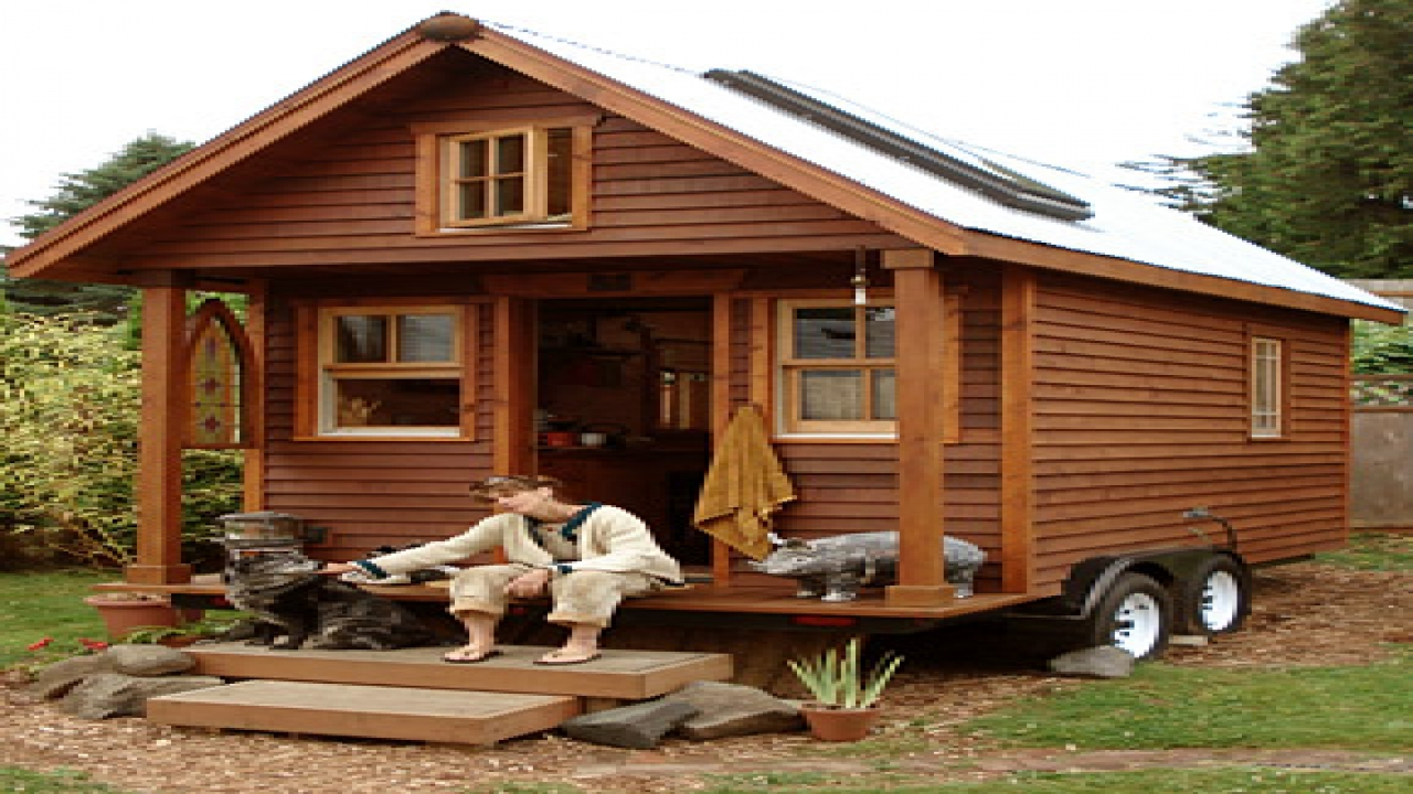 Tiny house on wheels inside tiny houses build little for How to build your own tiny house on wheels