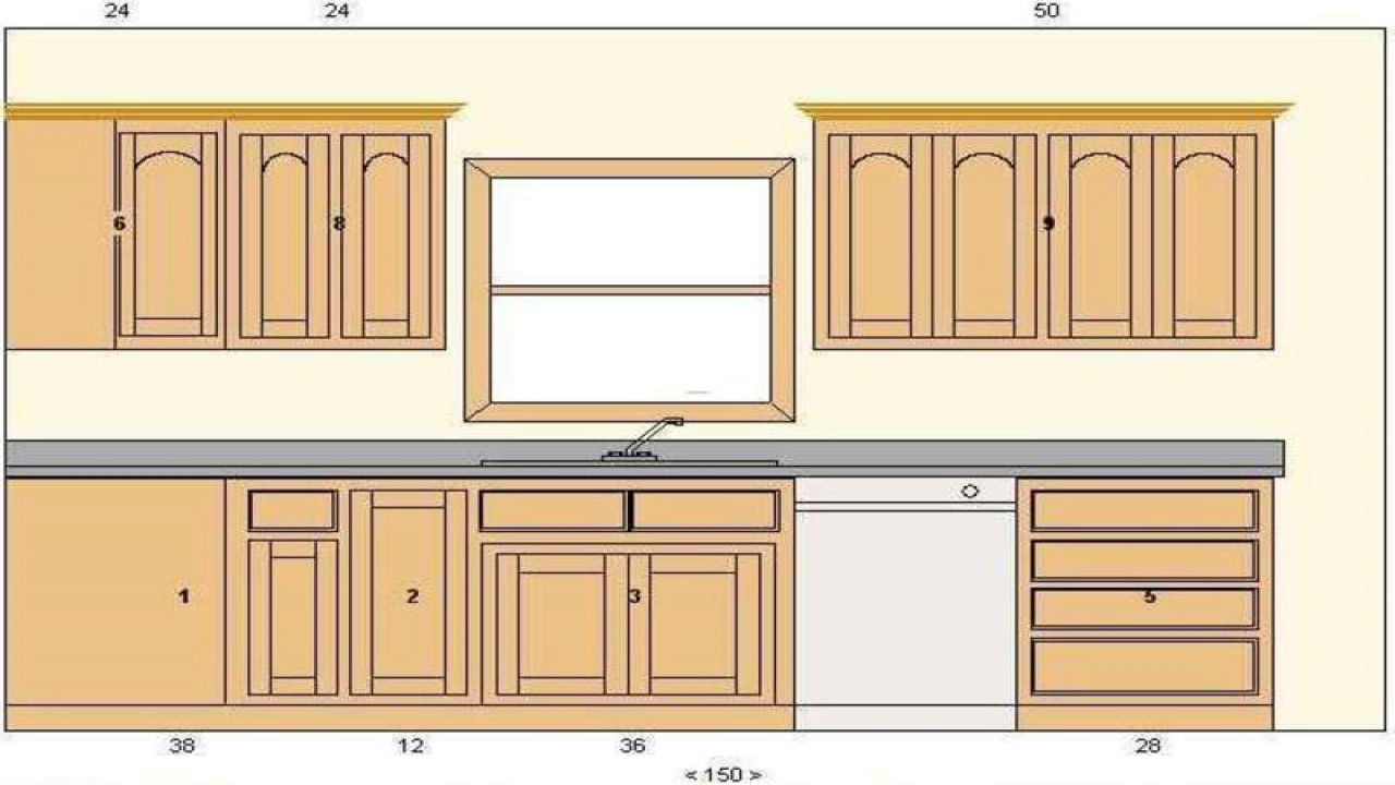 Free kitchen cabinet design layout free online kitchen - Design a building online free ...