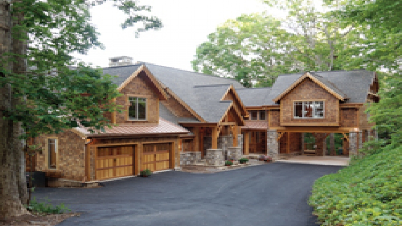 Lakefront luxury homes lakefront home small house plans for Luxury lake house