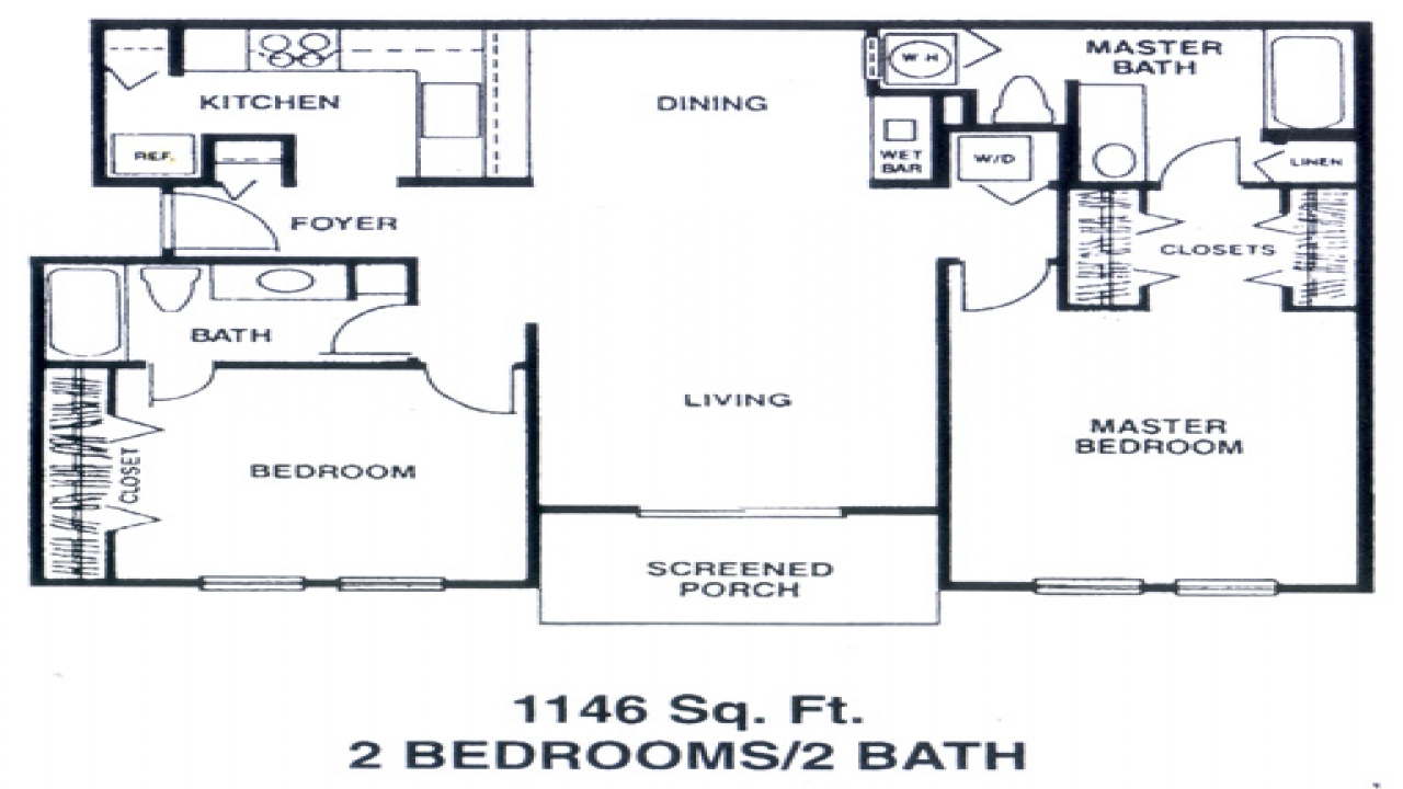 Single story apartment floor plans apartment floor plans ranch style single storey floor plans for One story apartments
