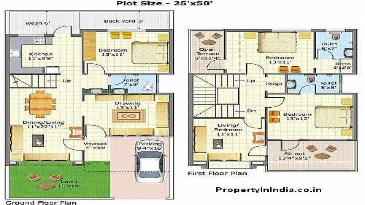 Bungalow house designs and floor plans bungalow house for Plan of bungalow in india