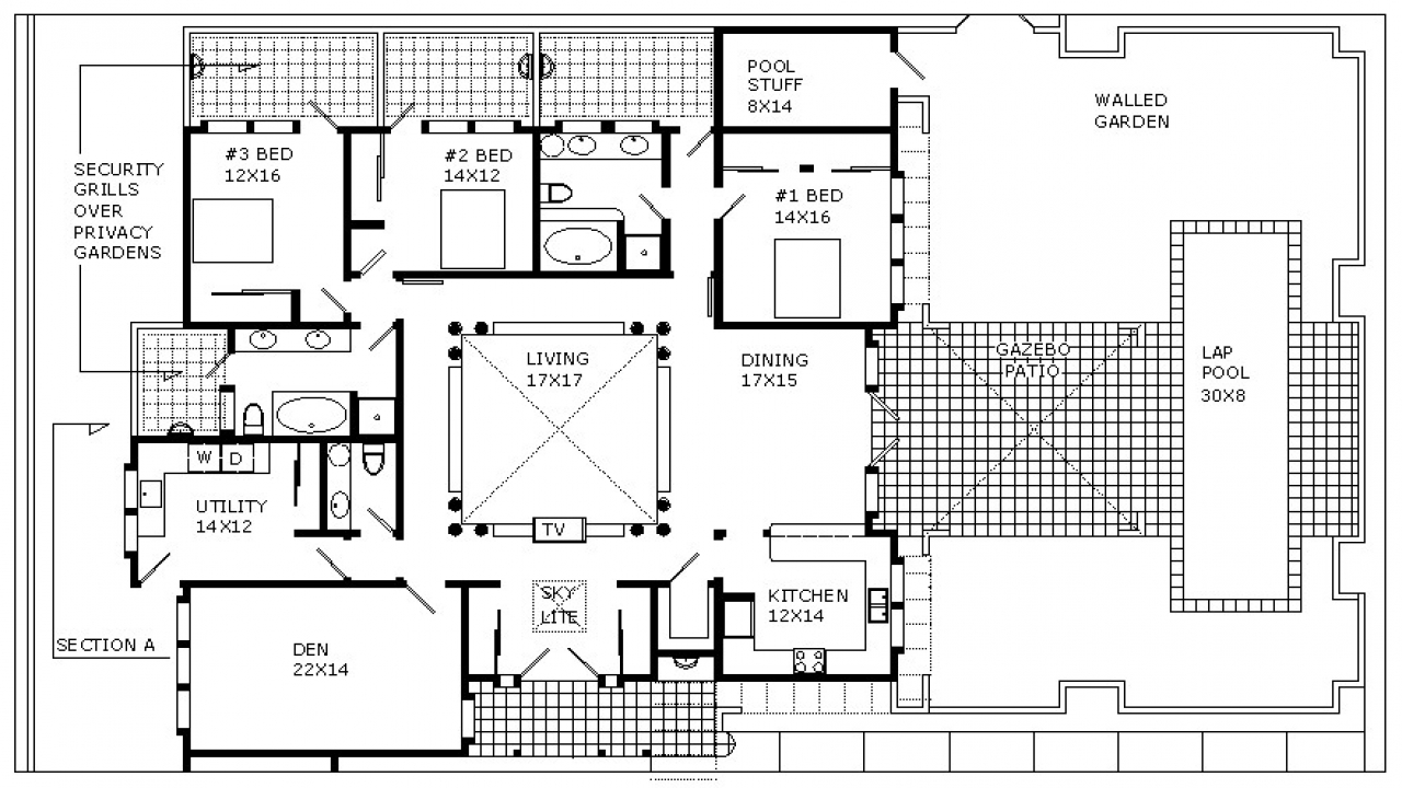 House Plans Australia Of Australian House Designs And Floor Plans Bungalow House