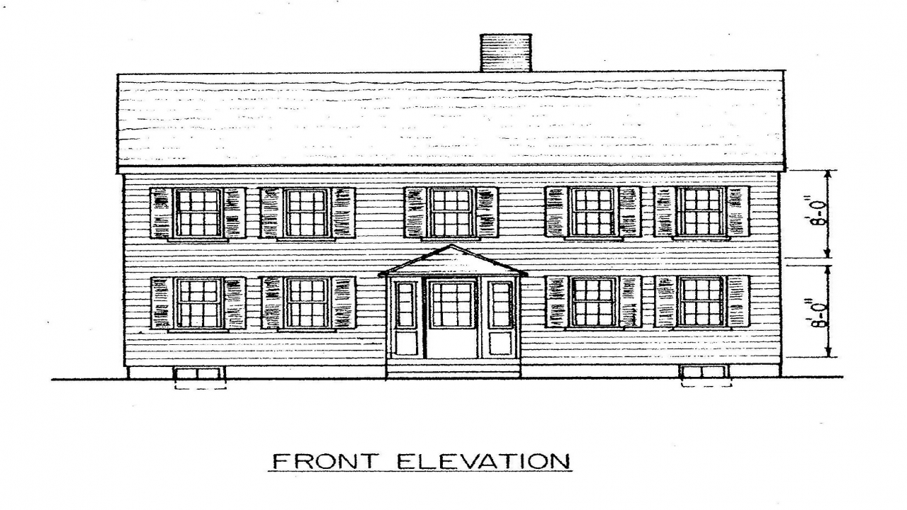 Primitive saltbox house plans saltbox house plans saltbox Saltbox cabin plans