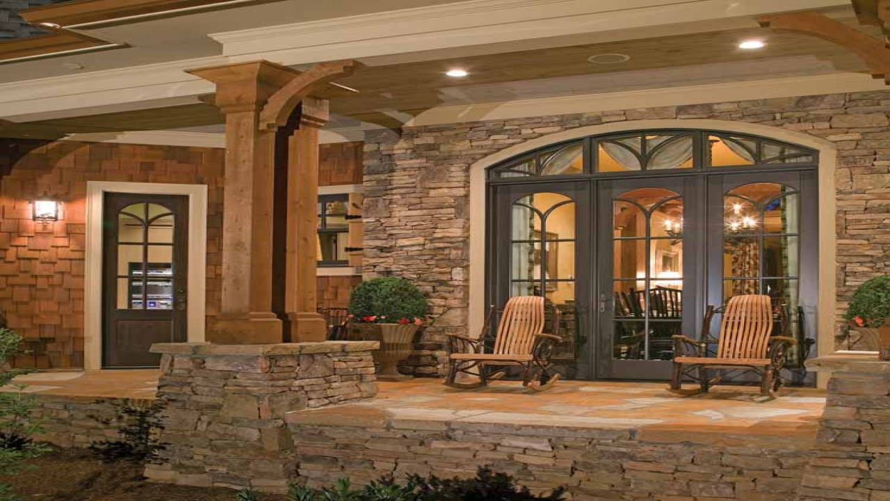 Country home exterior color schemes country craftsman for Country craftsman