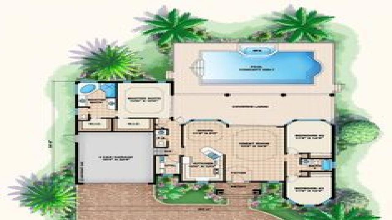 Florida style house plans with pool florida cracker style for Florida cracker style house plans