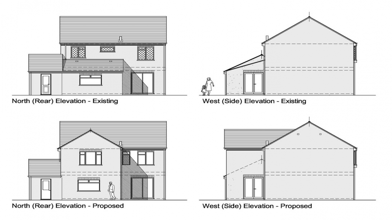 Rustic ranch house plans drawing house plan elevations for House plan drawing