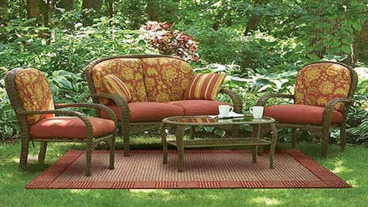 Better homes and gardens patio idea better homes and - Better home and garden furniture ...