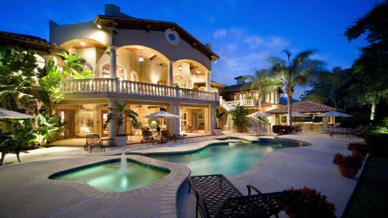 Florida luxury homes florida luxury dream homes interior for Dream house builders