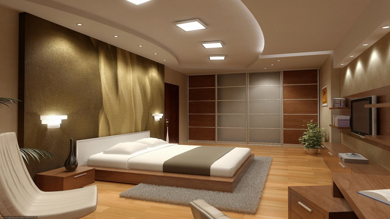Modern bedroom interior design ideas master bedroom - Interior design masters programs ...