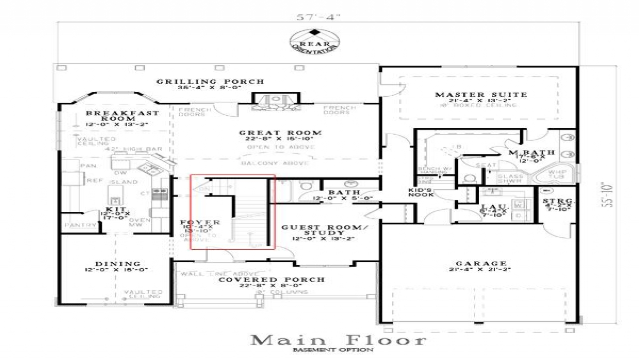 Tiny arts and crafts bungalow arts and crafts bungalow for Arts and crafts house plans