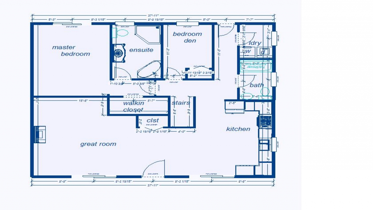 Blueprint house sample floor plan sample house blueprint for Floor plans for my home